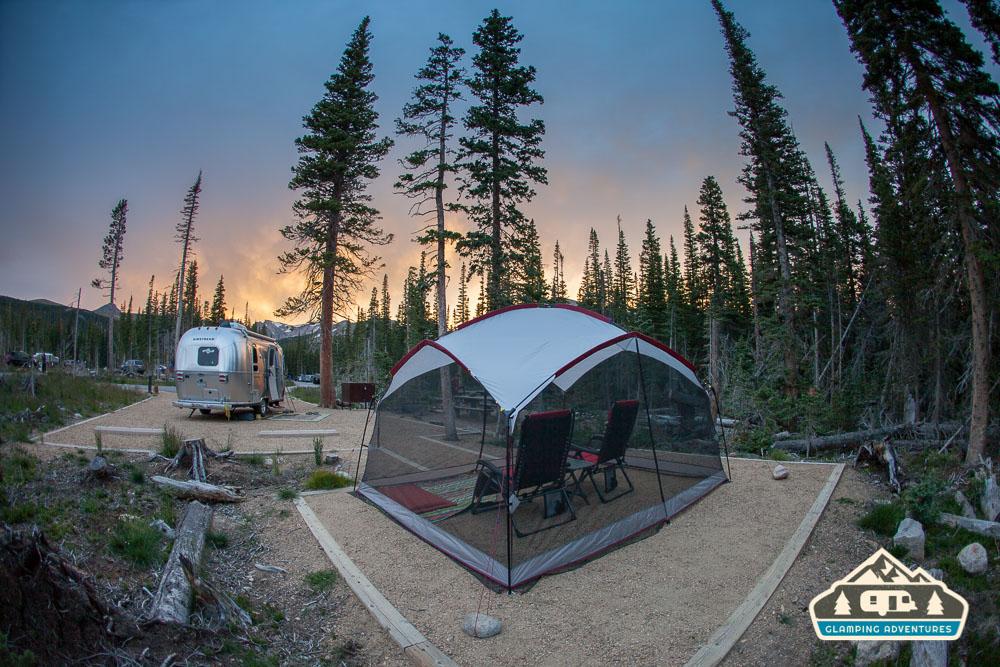 Eagle's Camp 12′ X 10′ Screenhouse
