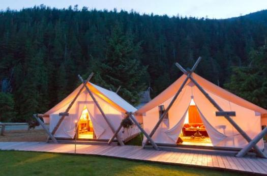 Clayoquot_Gaming Tents
