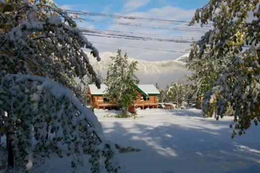 Log Cabin Wilderness Lodge