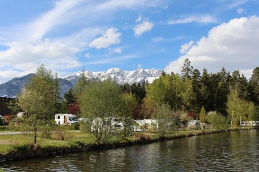 Ferienparadies Natterer See Campsite