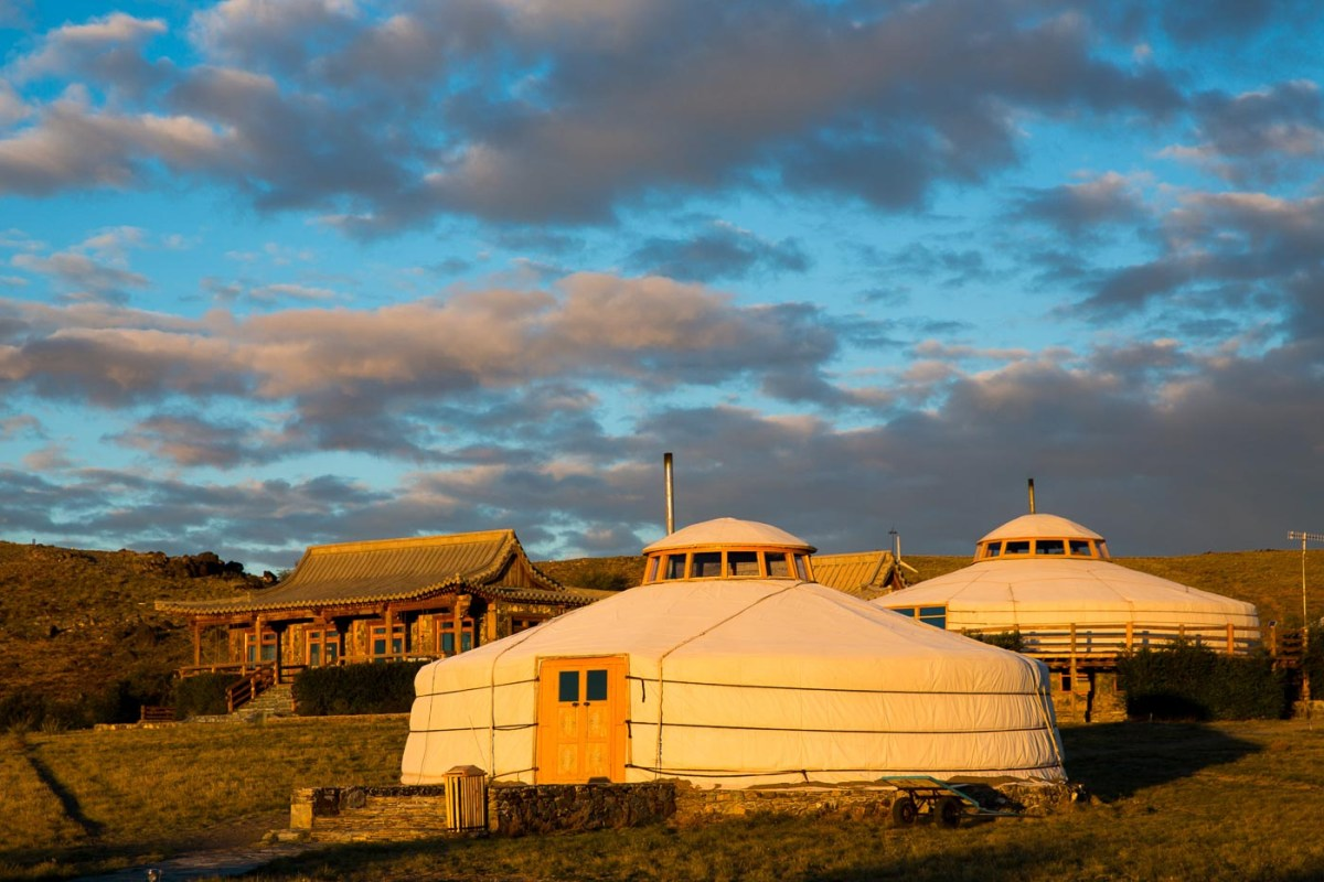 A Short History of Glamping Tents
