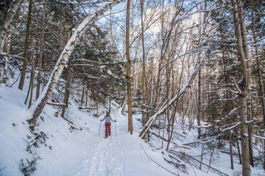 Glamping Blog News 8 Winter Activities Snowshoeing - Kristen Kellogg