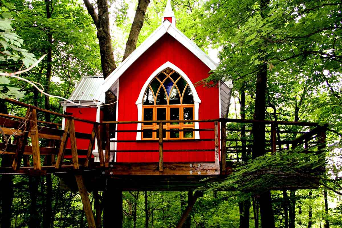 Treehouses Glamping Com
