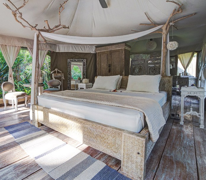 Accommodation Suite Tent Banten, Sandat Glamping Tents