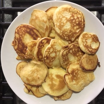Pancake Recipe for people who hate flipping pancakes