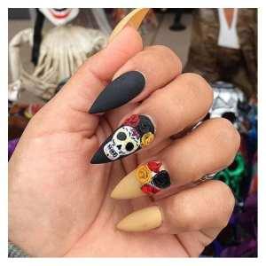 Unghie Halloween: una raccolta di nail art mostruose