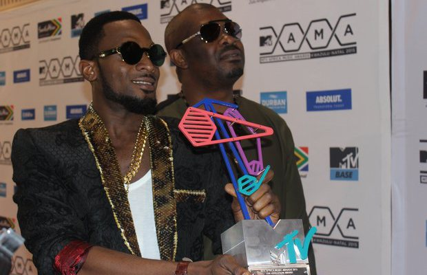 Endorsement Deal: D'banj Welcomes Don Jazzy To The Diageo Family