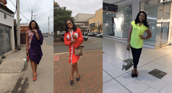 Style Crush Of The Week: Distinct And  Graceful  Meg Alabi