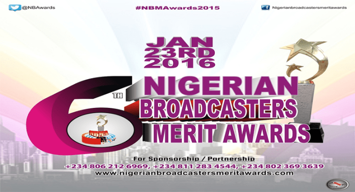 Nigerian Broadcasters Merit Awards 2015: Here Are Categories For Nomination