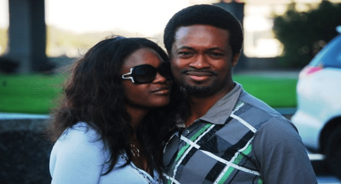 15 Years And Counting! Omoni Oboli and Hubby Celebrate Wedding Anniversary