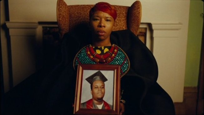 Lesley McSpadden, Mike Brown's mother