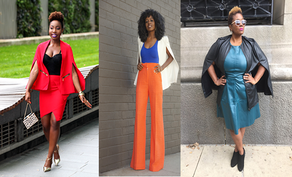 How To Style the Cape Jacket