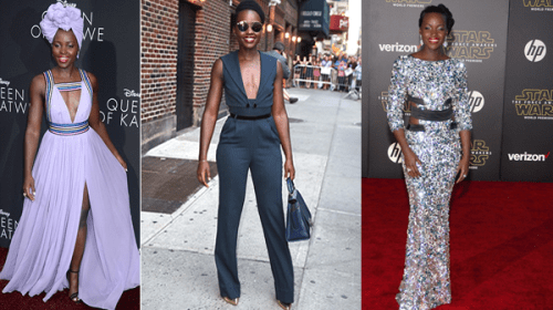 Style Crush Of The Week: Lupita Nyong'o, The Gorgeous Style Icon
