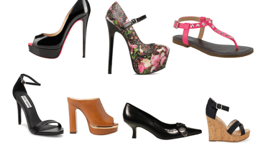 Are You A High Heels Freak? Find Out What Your Heels Say About You
