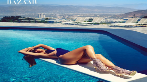 Photos: Check Out Jennifer Lopez Sexy Looks For Harper's Baazar