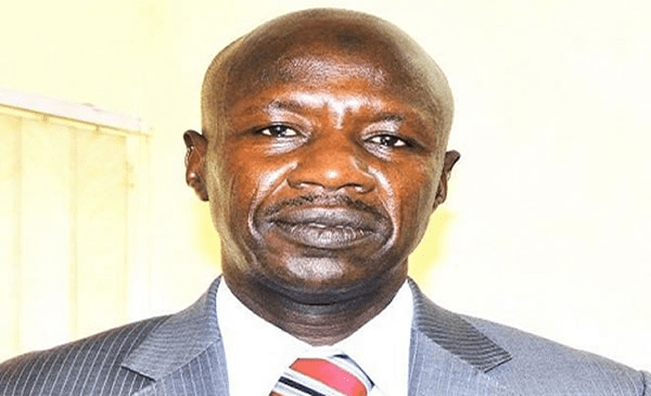 Magu's Suspension