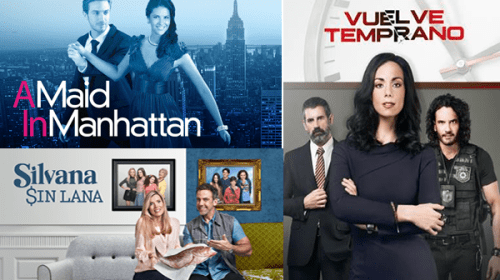 "Telemundo: This Week On ""Maid in Manhattan, The Son I Never Knew And Manuel & Silvana"""