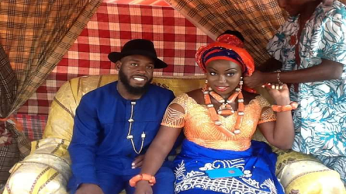 Samson Siasia's Daughter Marries In Style In Bayelsa