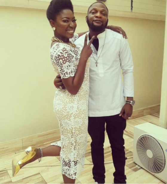 Yvonne Jegede and Abounce's court wedding (2)