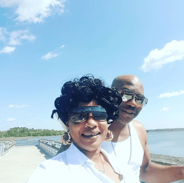 Check Out Lovely New Photos Of Clarion Chukwurah With Hubby