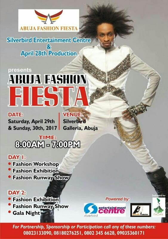 Abuja Fashion Fiesta