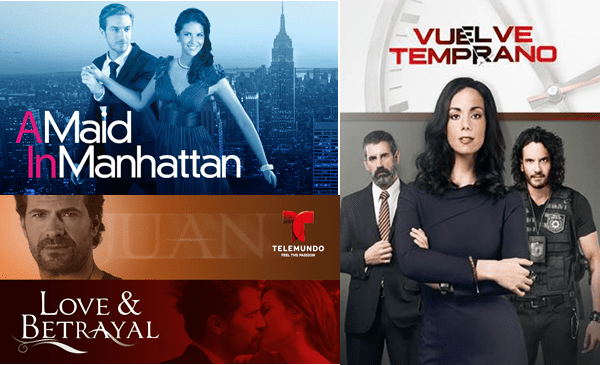Telemundo: This Week On Maid in Manhattan And The Son I Never Knew