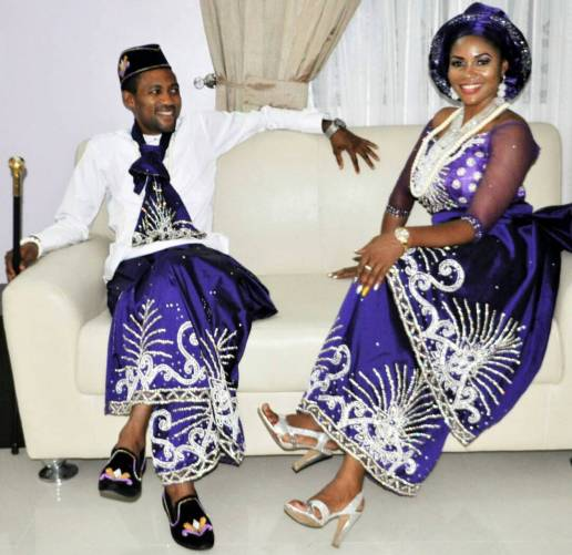 Precious Okon trad wedding (2)