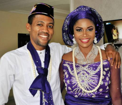 Precious Okon trad wedding