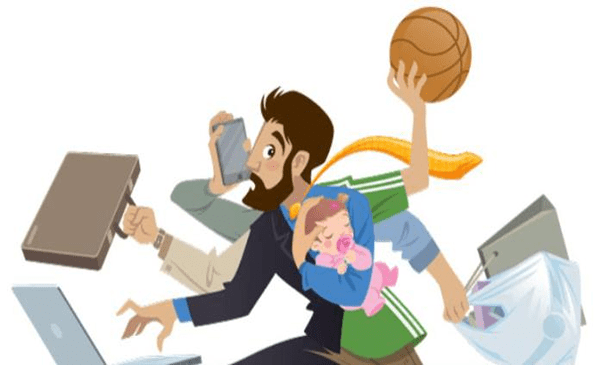 Work and parenting