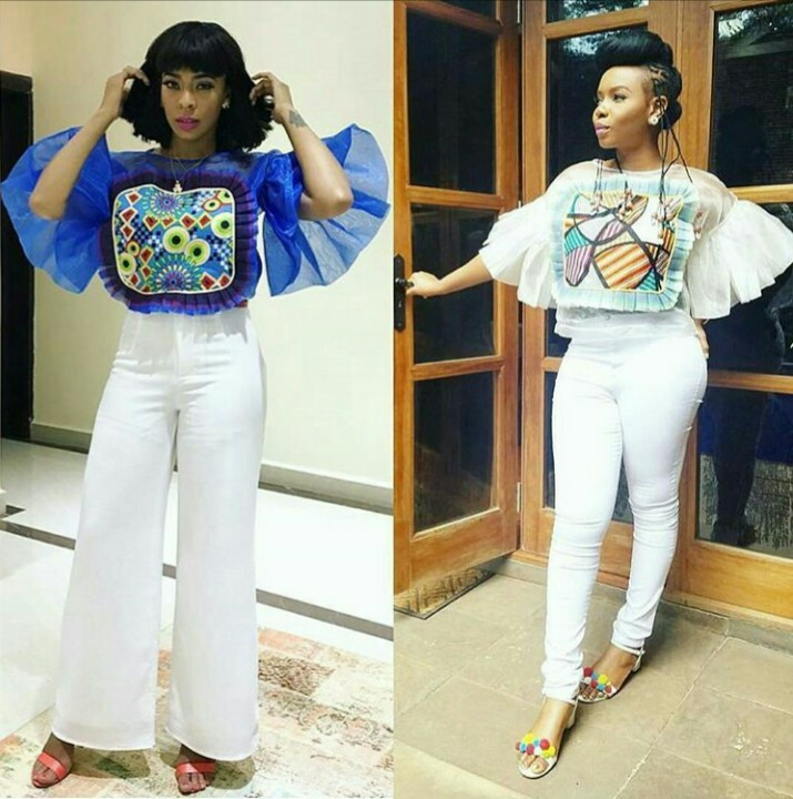 TBoss and Yemi Alade