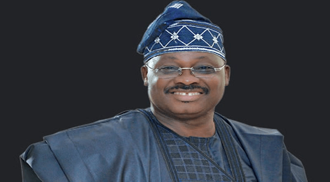 Ajimobi Buried