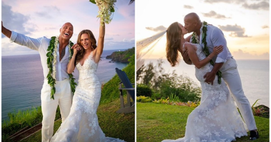 Dwayne Johnson 'The Rock' Marries