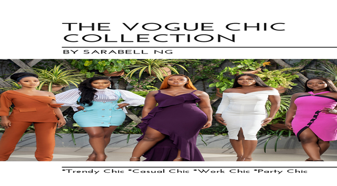 Sarabell Vogue Chic Collection