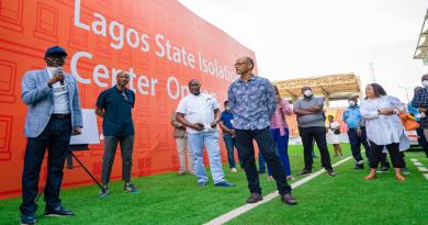 Lagos Isolation Center