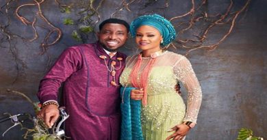 Timi Dakola And Wife