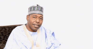 Borno Govt