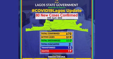 Lagos State Records