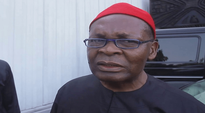 Joe Igbokwe Removed