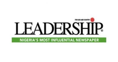 Leadership Newspapers