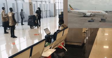 289 Nigerians Stranded