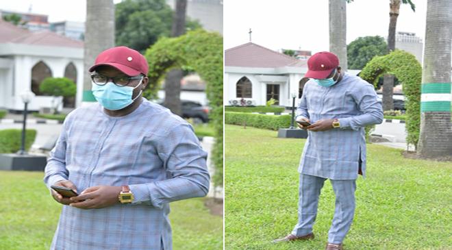 Gboyega Akosile Beats COVID-19