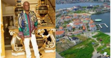 Terry Waya Tells His Rag To Riches Story, Claims He Discovered Banana Island
