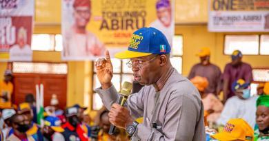Abiru Takes Campaign
