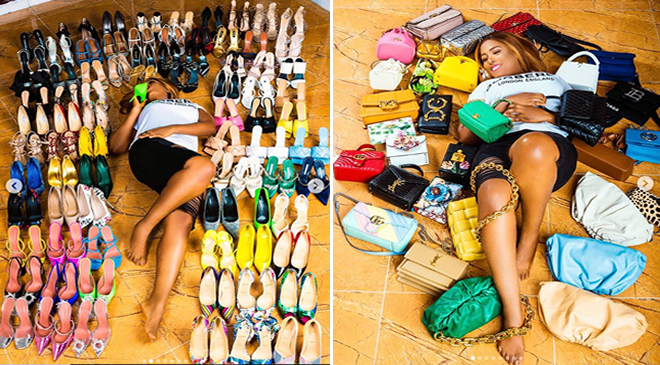 80 Pairs Of Shoes