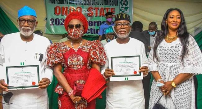 Receive Certificate