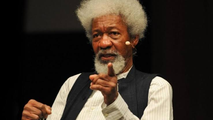 Soyinka Faults Video Preaching Yoruba-Igbo Division, Says Ignore Identity thieves