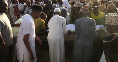 Balarabe Musa Buried