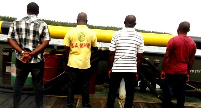 Oil Thieves
