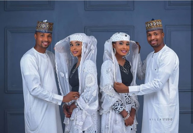 Pre-Wedding Photos Of Identical Twin