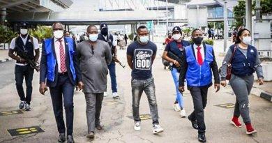INTERPOL Arrest Three Nigerians